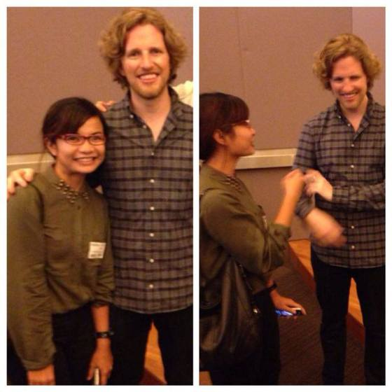 with Matt Mullenweg