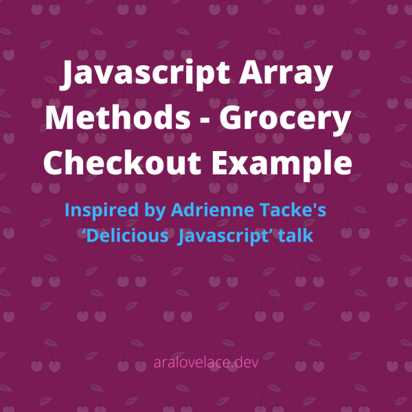 Javascript Array Methods