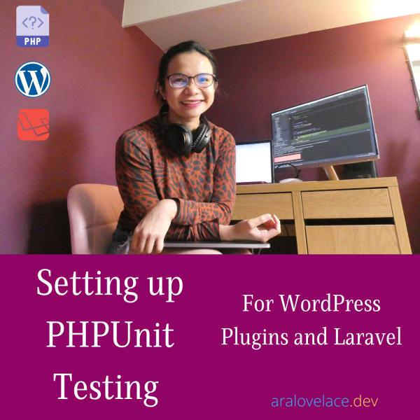 Setting up PHPUnit Testing