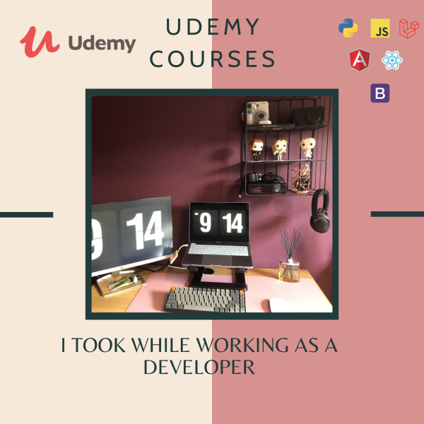 Udemy courses to take